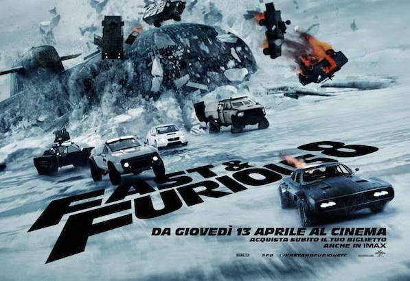 fast and furious 8 il film al cinema il 13 aprile