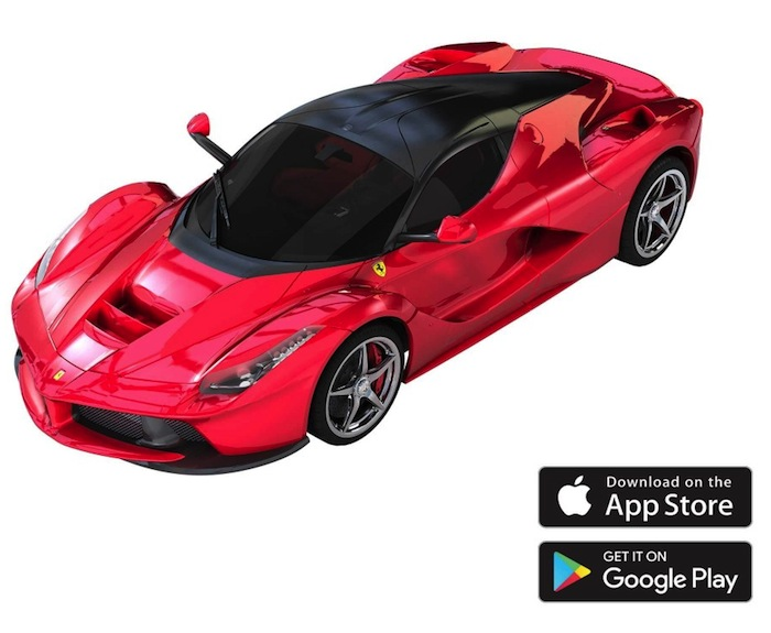 silverlit LaFerrari app for smartphone