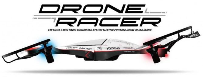 kyosho-drone-racer multicotteri da gara
