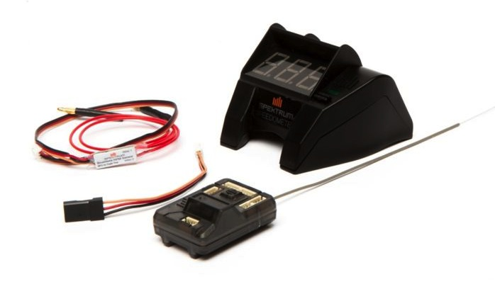 spektrum modulo tachimetro