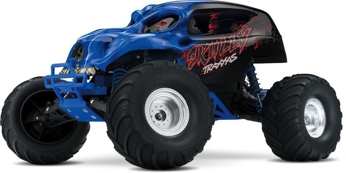traxxas-skully-rtr monster truck