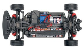 Muscle Car Showdown: Traxxas 4Tec Mustang vs Trans Am