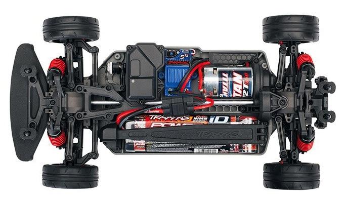 telaio Traxxas-4-Tec-2.0-Ford-GT-7