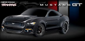 Traxxas Ice Attack video 4-Tec 2.0 Ford Mustang GT
