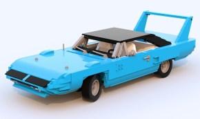 LEGO IDEAS: 1970 Plymouth Superbird