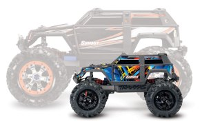 Traxxas Summit 4WD RTR extreme terrain truck 1/16