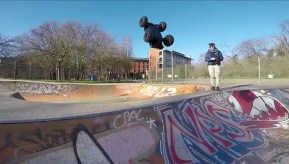 Lambro Skatepark - 2040 Reparto Corse VIDEO