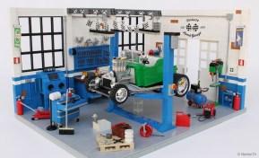 LEGO: Gli Hot Rod di Andrea Lattanzio!