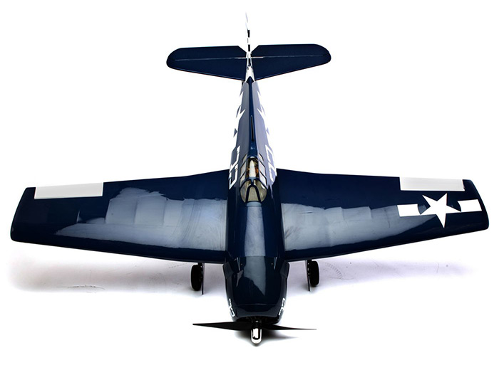 Hangar 9 Grumman F6f Hellcat Sport Scale Arf Hobbymedia