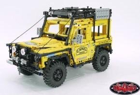 Il LEGO incontra scaler e automodellismo con le gomme Brick Edition della RC4WD