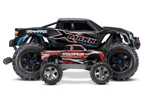 RC & Pro BMX Freestyle: Traxxas XMaxx & Morgan Wade