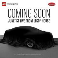 LEGO Technic Bugatti: evento live dalla Danimarca