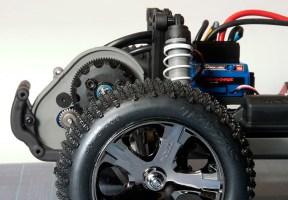 Tecnica Xtreme: rapporti della trasmissione e rollout