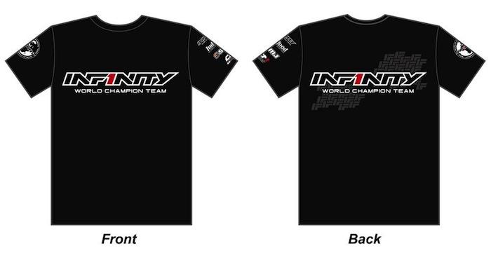 tshirt infinity