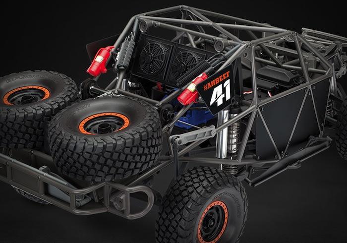 telaio Unlimited Desert Racer