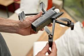 Parrot ANAFI: drone con fotocamera 4K HDR con sensore 21 MP