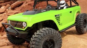 Axial Deadbolt SCX10 - VIDEO