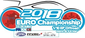 EFRA 1/10th 4WD Off Road Euros: le prove in diretta