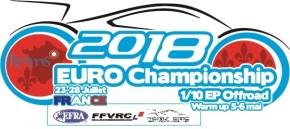 EFRA 1/10th 4WD Off Road Euros: le prove in diretta
