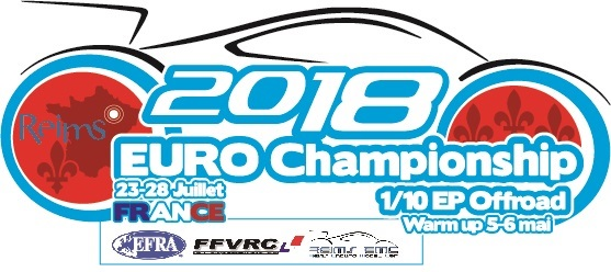 EFRA 1/10th 4WD Off Road Euros