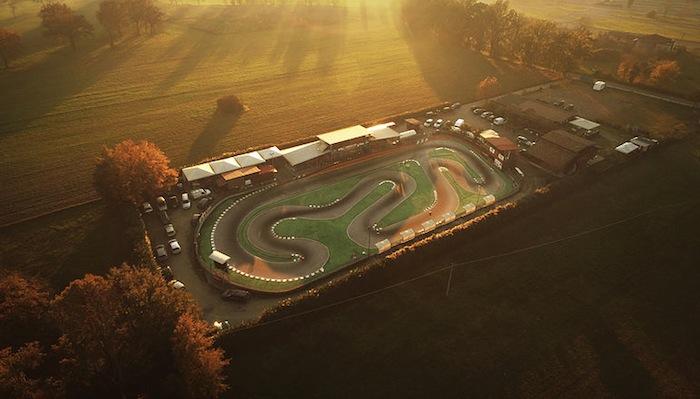 I campionati europei automodelli pista 1/8 in diretta da Cassino!