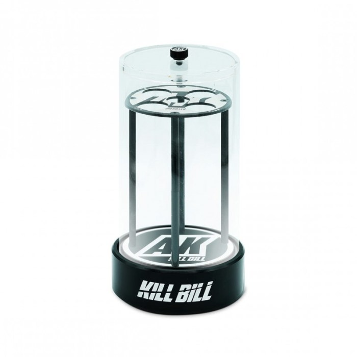 Vacuum Kill Bill