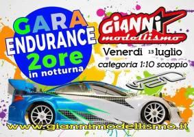 Gianni Modellismo - Gara endurance notturna
