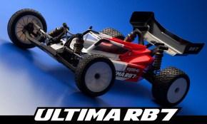 Ultima RB7 buggy - Nei negozi di modellismo a agosto