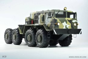Cross RC BC8 Mammoth 8x8 - Truck militare in scala 1/12