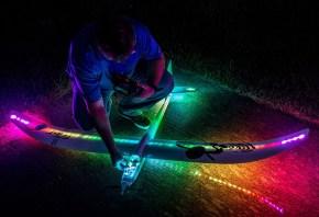 E-Flite Night Radian FT 2.0m con sistema AS3X e SAFE