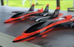 Aeromodello SAB Avio KR84 Tortuga Robodrone