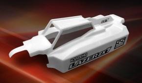 Nuova carrozzeria Kyosho Lazer ZX7 buggy