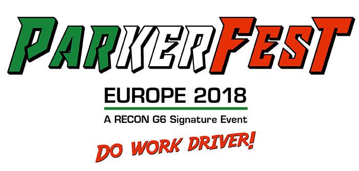 Parkerfest Europe 2018