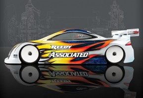 Team Associated TC7.2 Factory Team Kit Touring Car
