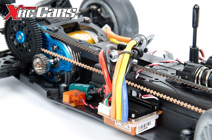 elettronica dei modelli RC