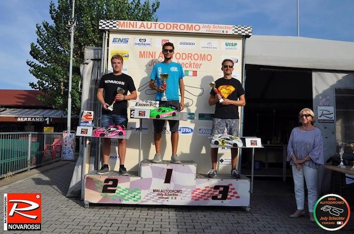 Trofeo Novarossi 2018 - Vittoria di Balboni