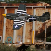 Aeromodello Big Scale Hangar 9 P-51D Mustang - VIDEO