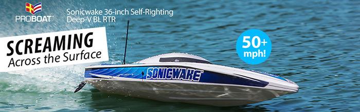 ProBoat Sonicwake