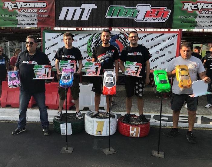 Mon-tech Trophy 2018