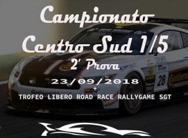 CAMPIONATO CENTRO SUD 2018: seconda prova