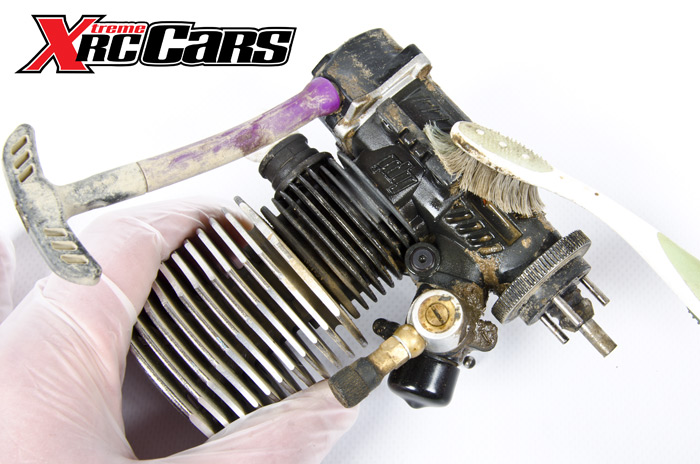 Motori a scoppio RC