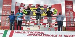Gubbio: Terza prova del Campionato Italiano AMSCI 1/10 Touring 2018