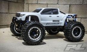 Brute Bash Armor: la carrozzeria indistruttibile Proline