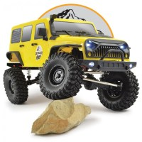 FTX RC Outback Fury 4WD Trail Crawler in scala 1/10