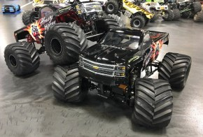 King of the Monster Trucks 2018: video