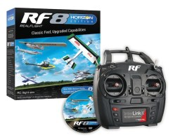 RealFlight 8 Horizon Hobby Edition: Simulatore di volo