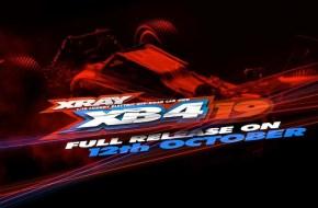 Xray XB4 19: la nuova buggy verrà svelata domani!