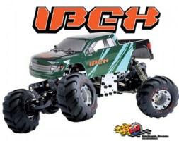 Ibex: Mini Crawler 4WD con quattro ruote sterzanti - Electronic Dreams