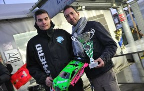 Trofeo Capricorn: mini autodromo Jody Scheckter