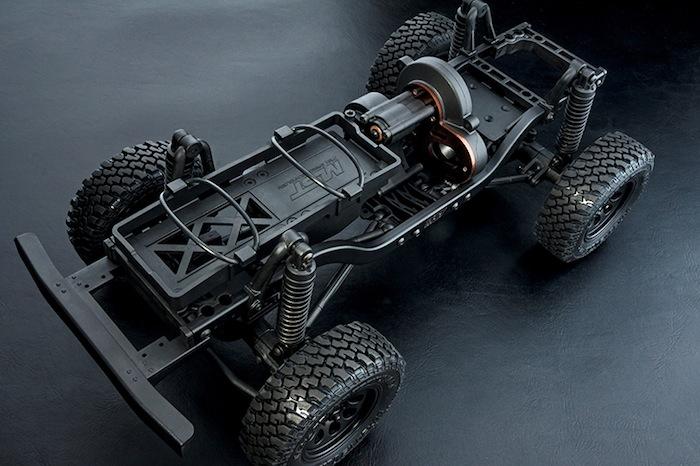 MST: J3 CMX - 1/10 scale RTR Scale Crawler